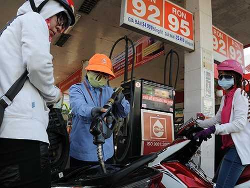 Thuế bảo vệ môi trường tăng, giá xăng dầu sẽ tăng theo