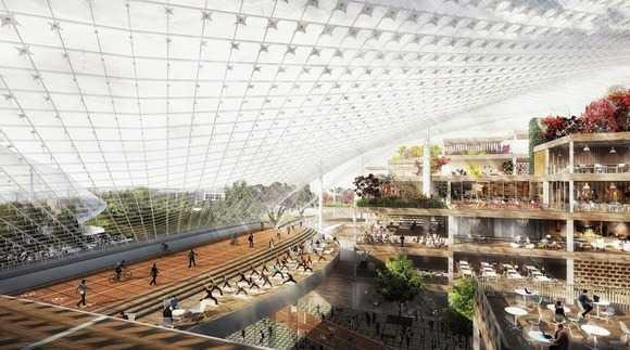 Thế nhưng để trụ sở được xây dựng, Google còn phải chờ sự phê duyệt từ Hội đồng thành phố Mountain View.