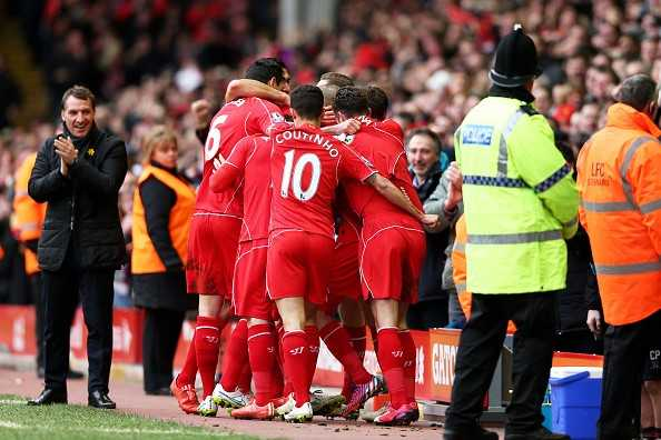 Liverpool chiến thắng