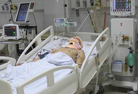 Bệnh nhân bị đánh nhập viện Đa khoa Nghệ An