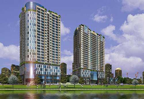 """CT36 Dream Home – Khu đô thị Định Công """"xuất hiện"""" sẽ giải quyết nhu cầu nhà ở rất lớn tại quận Hoàng Mai"""