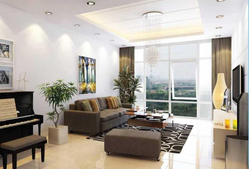 Thiết kế căn hộ dự án khoa học, thông minh, đón ánh sáng tự nhiên đến mọi ngóc ngách căn phòng