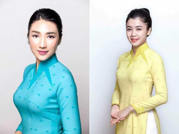 Mẫu đồng phục mới của Vietnam Airlines.