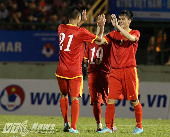 Việt Nam có chiến thắng đầu tiên dưới thời HLV Miura