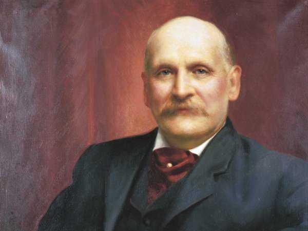 W.W. Cargill, người sáng lập đế chế nông nghiệp Cargill