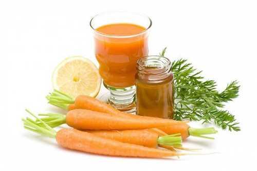 Cà rốt giúp tẩy giun cho trẻ em rất tốt.