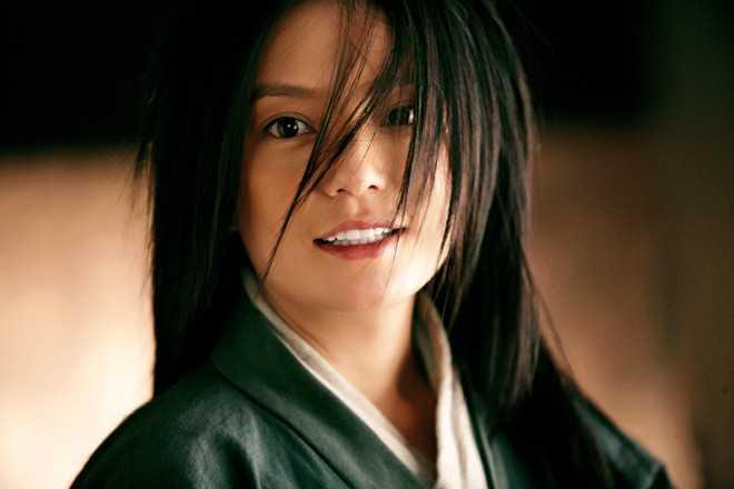 Nữ diễn viên, đạo diễn Triệu Vy.