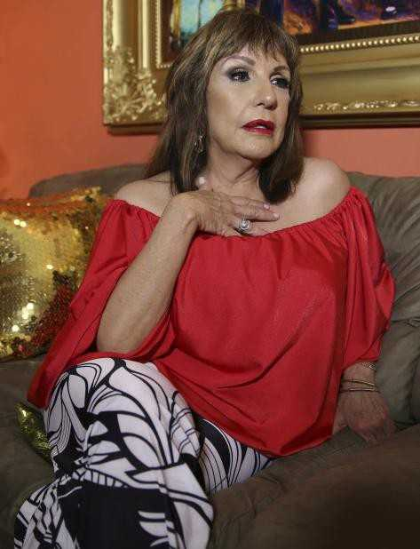 Grace Fontecha trong buổi phỏng vấn với báo El Nuevo Día.