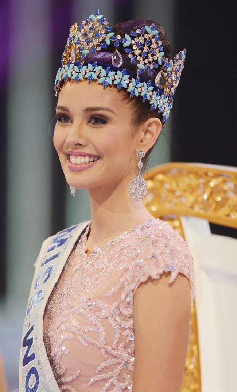 Hoa hậu Thế giới 2013 - Megan Young.