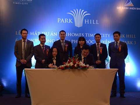 Ra mắt dự án Vinhomes Times City giai đoạn 2 - Park Hill