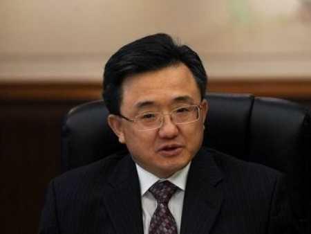 Thứ trưởng Ngoại giao Lưu Chấn Dân