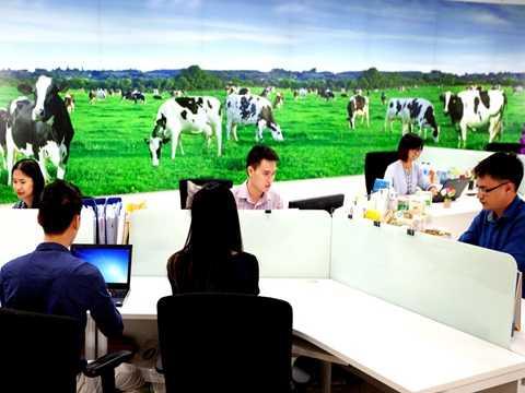 Nguồn nhân lực chất lượng cao là mục tiêu mà Vinamilk rất chú trọng để góp phần hiện thực hóa ngôi vị trở thành một trong 50 công ty sữa lớn nhất thế giới vào năm 2017.