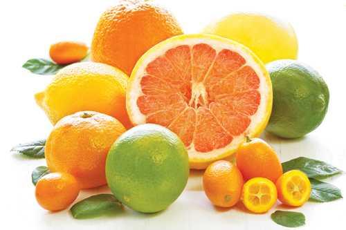 Cam quýt, bưởi là những ứng cử viên hàng đầu trong việc cung cấp nguồn vitamin c.
