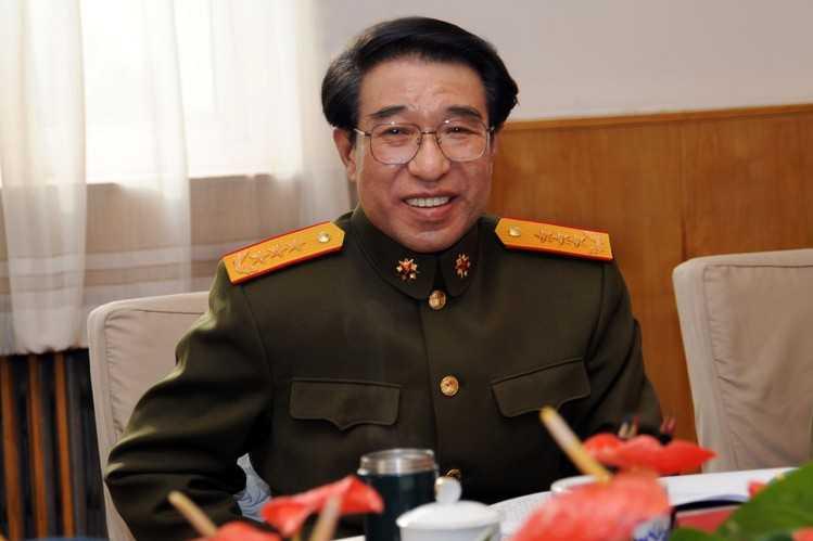 Cựu phó Chủ tịch Quân ủy Trung ương Trung Quốc Từ Tài Hậu