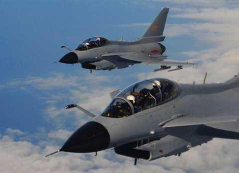 Trung Quốc điều động không quân đến khu vực biên giới Myanmar - Ảnh minh họa