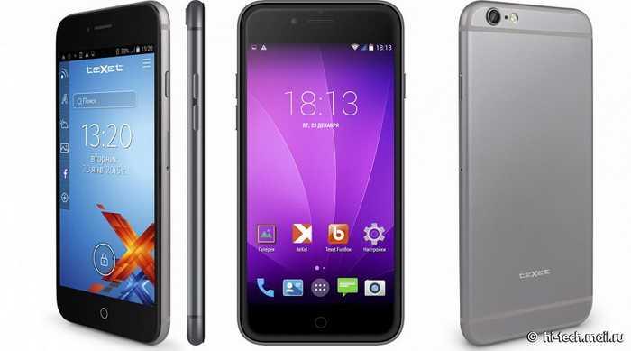 Texet iX-maxi là một sản phẩm được nhái gần như toàn bộ với iPhone