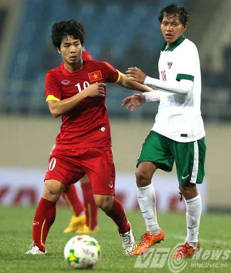 Công Phượng phải chiến đấu vì 1 suất ở lại U23 Việt Nam