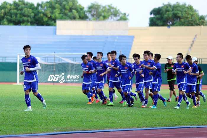 U23 Việt Nam bước vào giai đoạn tập trung quyết định (Ảnh: VSI)