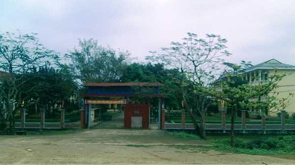 Trường THPT Lê Lai, nơi Ngô Minh Đức theo học trước đó.