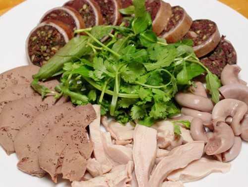 Ăn nhiều nội tạng động vật có thể gây vô sinh cho nam giới.