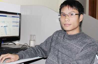 Giang Thiên Phú, chàng trai trẻ tài năng trong lĩnh vực công nghệ thông tin