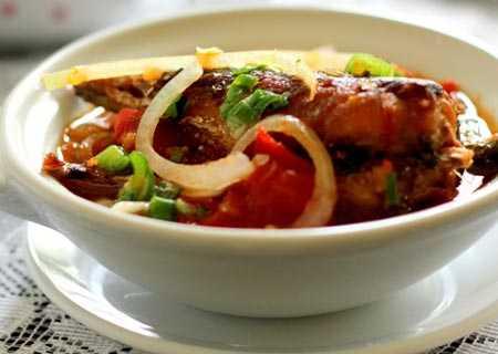 Cá nục là món ăn được nhiều người ưa chuộng.
