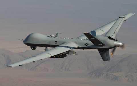 Một máy bay không người lái của Mỹ (Ảnh: Không quân Mỹ)