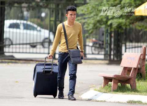 Hoàng Thanh Tùng là một trong số 5 cầu thủ sớm nói lời chia tay U23 Việt Nam (Ảnh: Hà Thành)