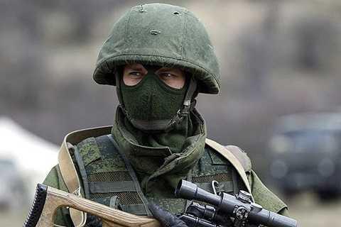 Báo chí Nga và phương Tây đều gọi những tay súng này là 'người lịch thiệp'