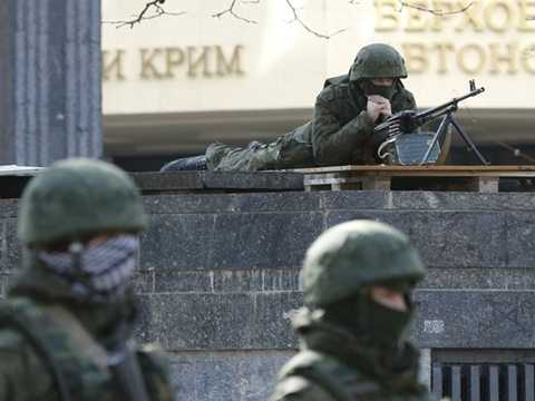 Tổng thống Putin mới đây nói những người này chính là lực lượng tinh nhuệ Nga