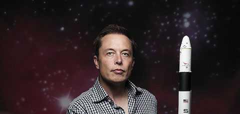 Nhà phát minh Elon Musk