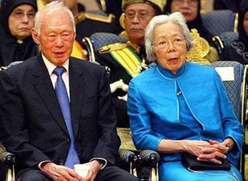 Ông Lý và bà Kha đã có quãng đời rất đẹp bên nhau
