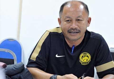 HLV Razip Ismail thừa nhận U23 Malaysia đang gặp vấn đề về hàng công