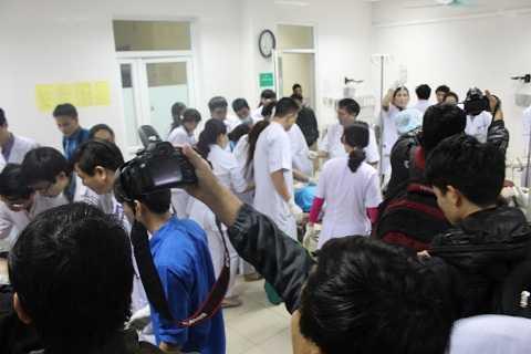 14 công nhân tử vong, 27 người bị thương là con số đau thương sau vụ sập giàn giáo