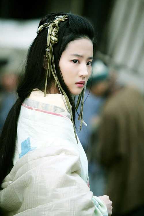 Nhiều người cho rằng, ở dàn diễn viên trẻ, khó ai có thể vượt qua Lưu Diệc Phi về nhan sắc.