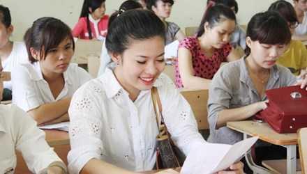 Nhiều điểm mới thí sinh cần lưu ý trong kỳ thi THPT quốc gia 2015