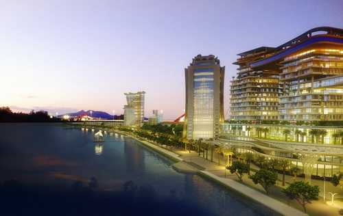 Toàn Thịnh Phát đang gây chú ý với dự án lấp sông Đồng Nai