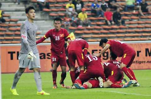 U23 Việt Nam thắng bởi đội bạn chơi dở hơn (Ảnh: Vietnamnet.vn)