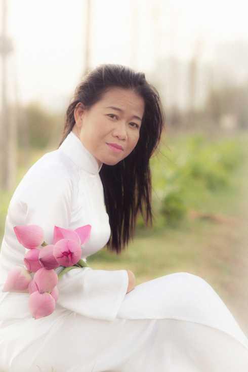 Thái Trân không quay MV vì không muốn hình ảnh tiều tụy của mình làm ảnh hưởng đến vẻ tuyệt đẹp của những ca khúc sống mãi với thời gian của Cố nhạc sỹ.