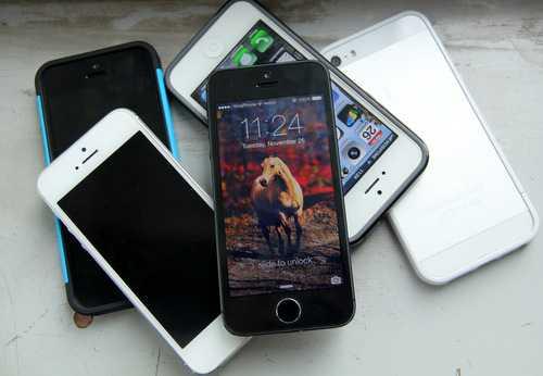 Dù ngừng sản xuất từ lâu, iPhone 5 vẫn được nhiều cửa hàng bán ra dưới dạng hàng cũ, đã qua sử dụng với mức giá rẻ.