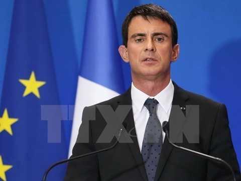 Thủ tướng Pháp Manuel Valls