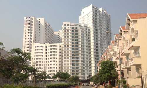 Nhiều nhà đầu tư bất động sản cho thuê có              doanh thu bạc tỷ sau hơn 10 năm gia nhập thị trường với tỷ lệ vay không              quá 30% giá trị tổng tài sản. Ảnh: Vũ Lê