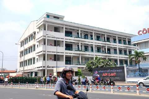 Các công ty khác cũng xảy ra tình trạng giống Công ty Pou Yuen Việt Nam.                Ảnh: Phan Cường