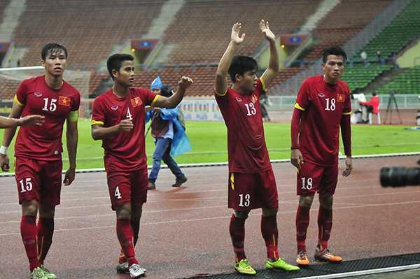U23 Việt Nam thua 0-2 trước U23 Nhật Bản