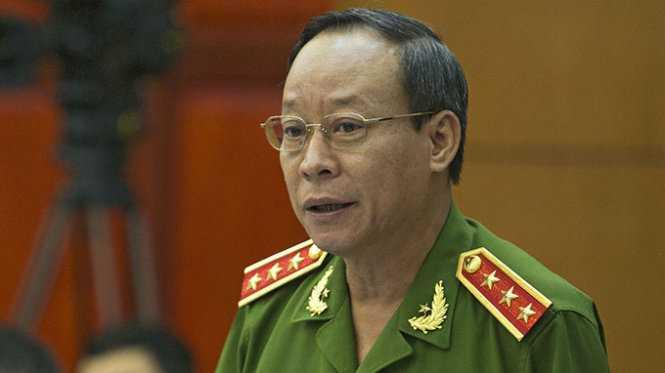 Thượng tướng Lê Quý Vương
