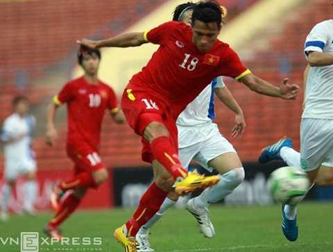 U23 Việt Nam cần ghi ít nhất 6 bàn thắng (Ảnh: VnExpress)