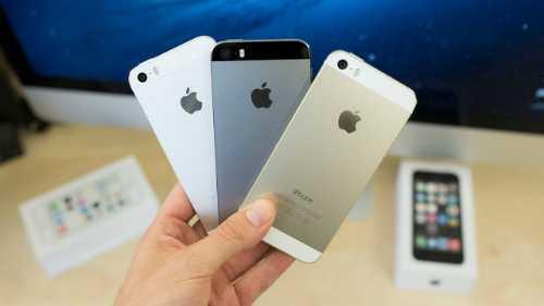 Người mua iPhone hiện giờ chuộng iPhone 6 và 6 Plus, hoặc chọn iPhone 5S cũ thay vì mua máy mới tinh.