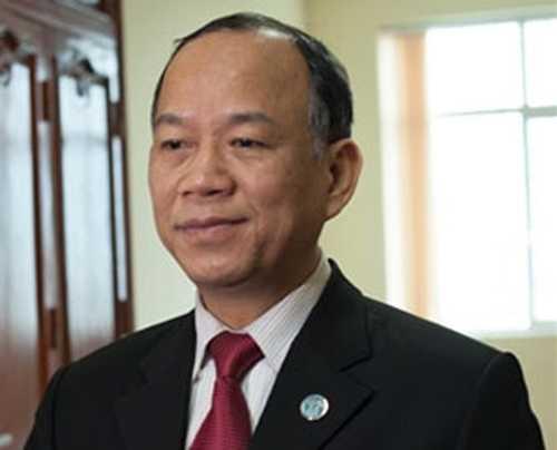 TS. chuyên gia kinh tế Nguyễn Minh Phong