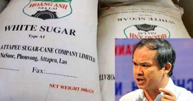 50.000 tấn đường của Hoàng Anh Gia Lai đang được xem xét nhập về Việt Nam với thuế suất trong hạn ngạch 2,5%.