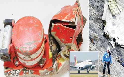 Hộp đen máy bay Germanwings